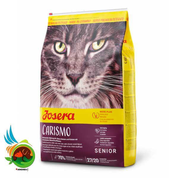غذای گربه جوسرا کاریسمو