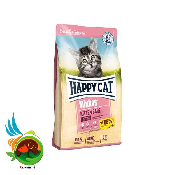 غذای خشک بچه گربه هپی کت