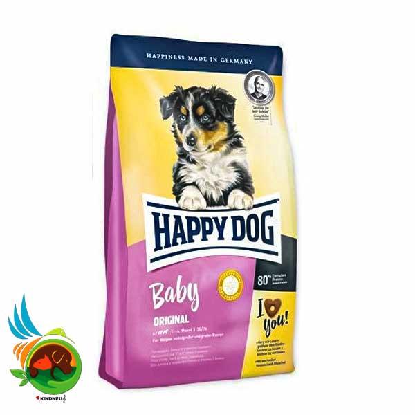 غذای توله سگ اورجینال هپی داگ