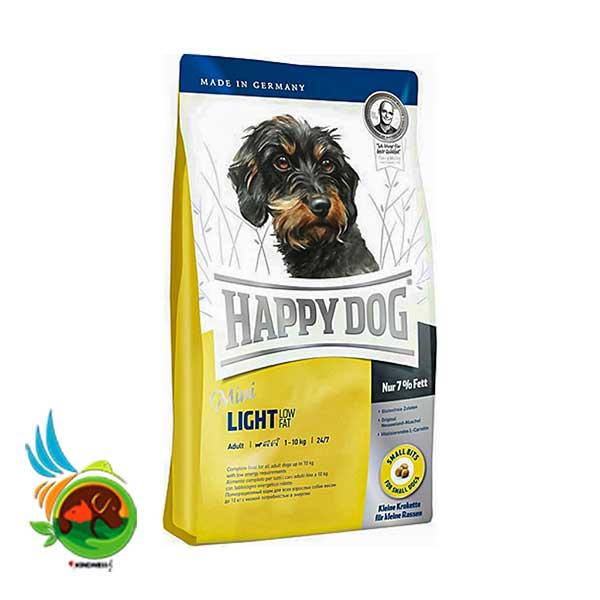 غذای سگ هپی دام Mini Light
