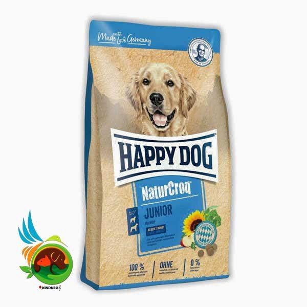 غذای سگ نابالغ Nature Croq هپی داگ