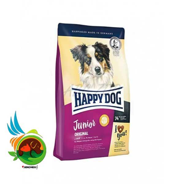 غذای سگ نابالغ ارجینال هپی داگ