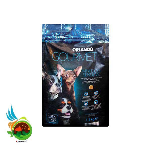 غذای سگ بالغ سنستیو اورلاندو