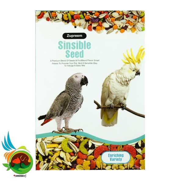 غذای طوطی سانان بزرگ زوپریم