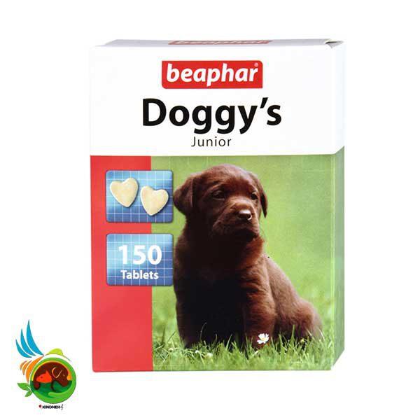 قرص مکمل تاپ تن Doggy's