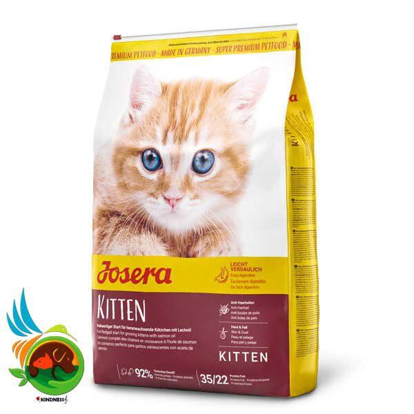 غذای بچه گربه جوسرا Kitten