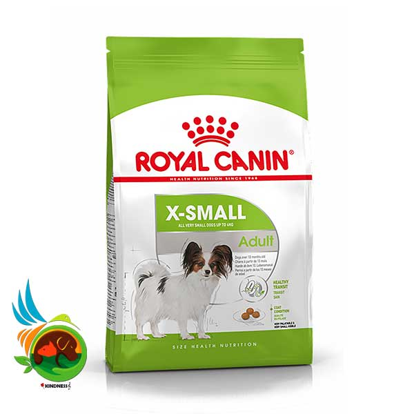 غذای سگ بالغ نژاد کوچک رویال کنین Xsmall