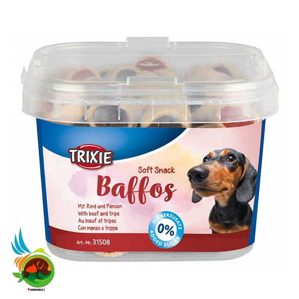 تشویقی سگ تریکسی Baffos