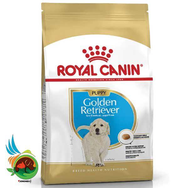 غذای خشک سگ گلدن رتریور پاپی رویال کنین – Royal Canin Golden Retriever Puppy