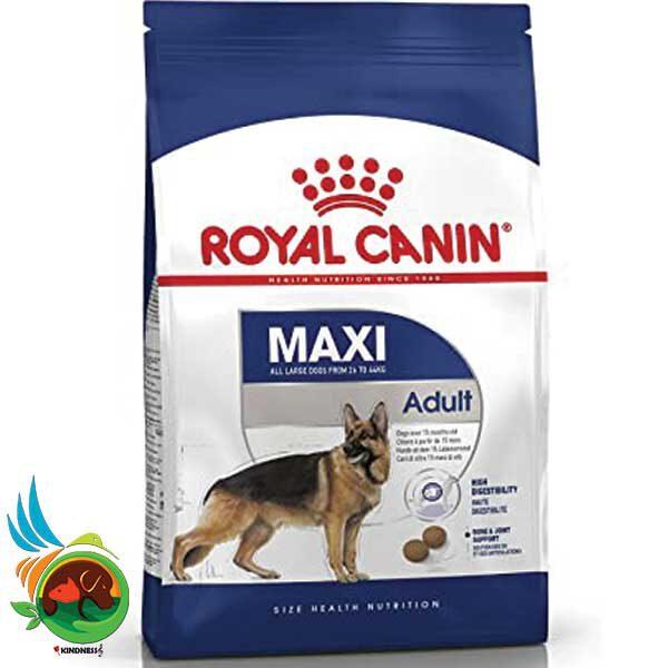 غذای خشک سگ رویال کنین مدلMaxi Adult
