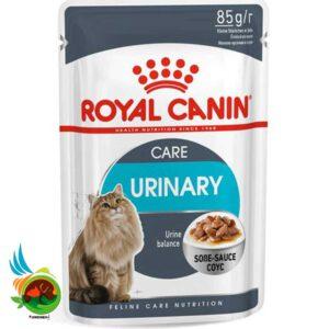 پوچ گربه رویال کنین مدل urinary care